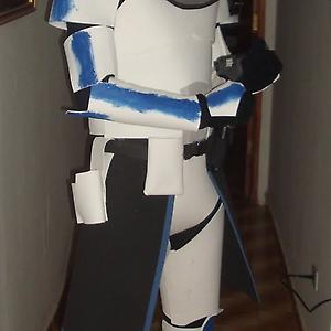 & CloneTrooper EVA Costume - Captain Rex