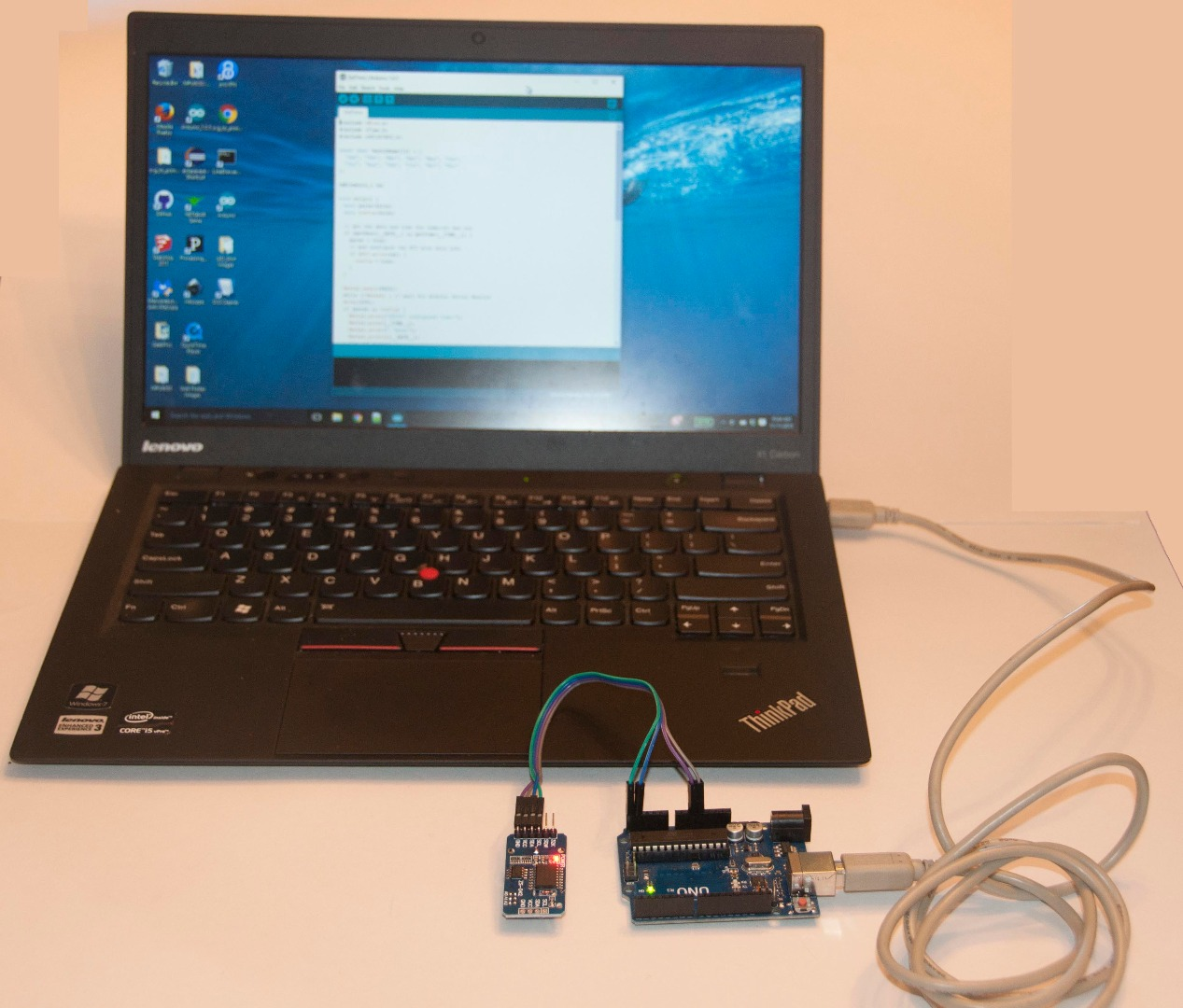 Arduino time download
