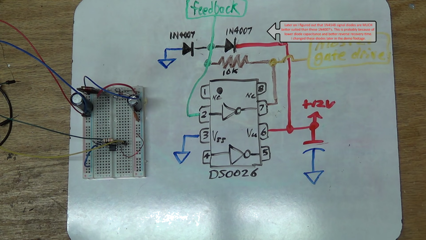 Easy Sstc Slayer Exciter On Steroids Here The Circuit Diagram Of Solid State Tesla Coil With 555 Timer There Is Not A Lot To Say Just Build Up Breadboard Connect Power And See If It Works Troubleshoot What