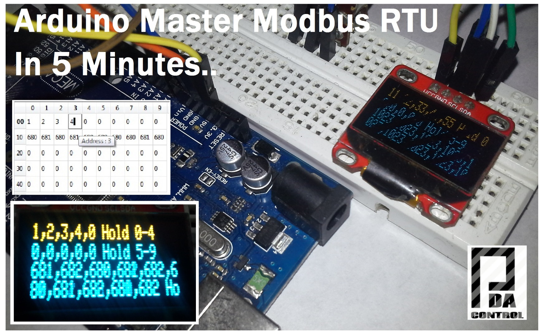 Video: Arduino Modbus RTU Slave Example - Mashpedia