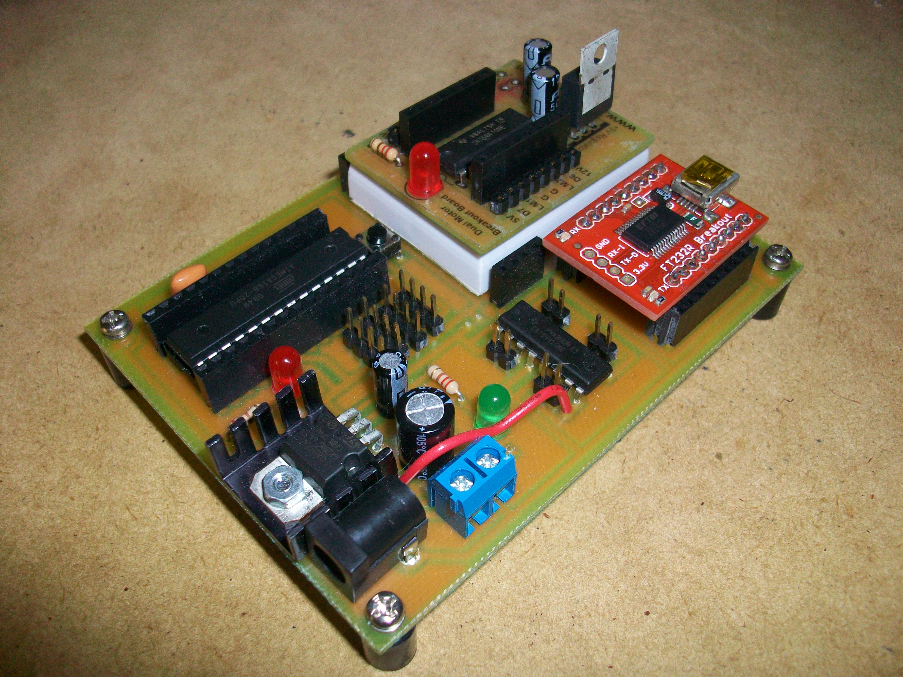 Creating Printed Circuit Boards With A Inkjet Printer Board Engineering And Assembly