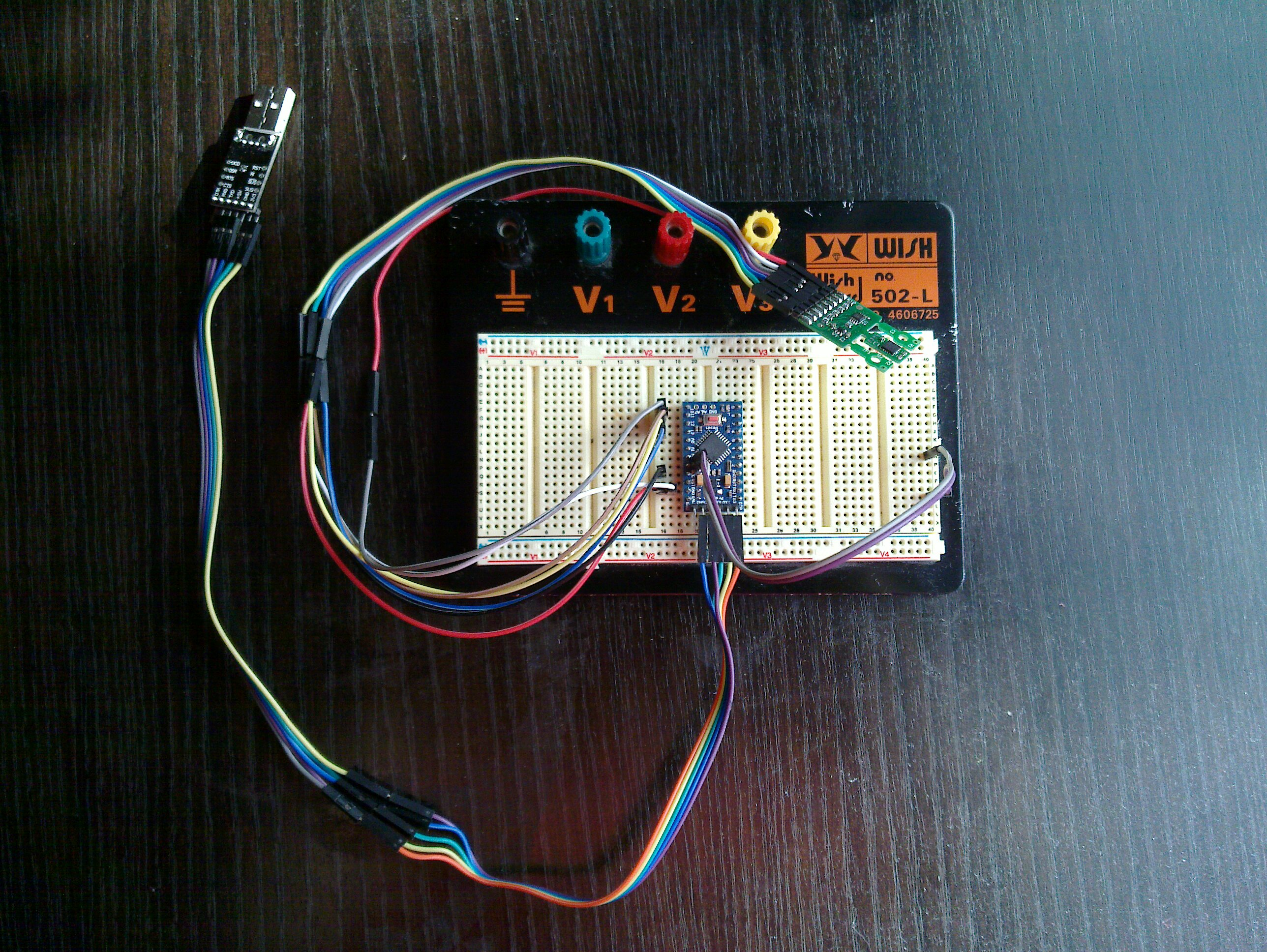 How to measure temperature very accurately with an Arduino